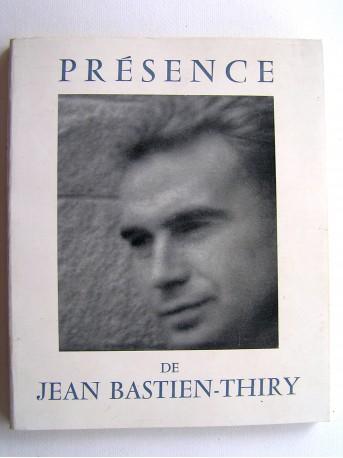 Collectif - Présence de Jean Bastien-Thiry