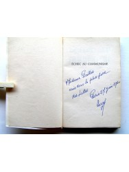 Georges Sauge - Echec au communisme