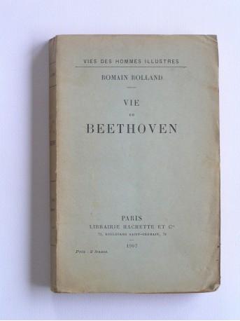 Romain Roland - Vie de Beethoven
