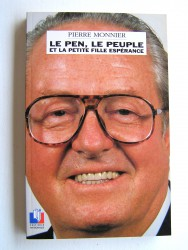 Le Pen, le peuple et la petite fille espérance