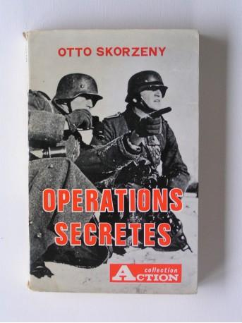 Otto Skorzény - Opérations secrètes