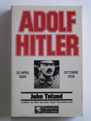 Adolf Hitler. 20 avril 1889 - Octobre 1938