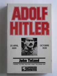 Adolf Hitler. 20 avril 1889 - Octobre 1938