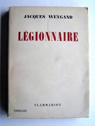 Jacques Weygand - Legionnaire