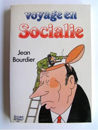 Jean Bourdier - Voyage en socialie