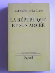La République et son armée
