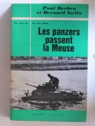 Les panzers passent la Meuse. 13 mai 1940