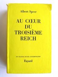 Albert Speer - Au coeur du Troisième Reich