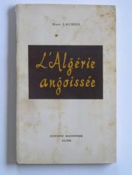 L'Algérie angoissée