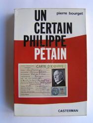 Un certain Philippe Pétain