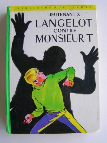 Lieutenant X (Vladimir Volkoff) - Langelot contre monsieur T
