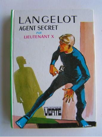 Lieutenant X (Vladimir Volkoff) - Langelot agent secret