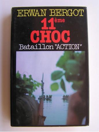 Erwan Bergot - 11ème Choc