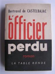 L'officier perdu