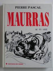 Maurras. 16.XI.1952