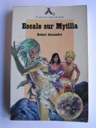 Escale sur Mytilia