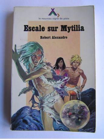 Robert Alexandre - Escale sur Mytilia