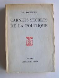 Carnets secrets de la politique
