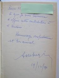 Alain de Sérigny - Echos d'Alger. Tome 1. le commencement de la fin. 1940 - 1945