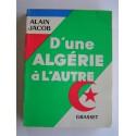 Alain Jacob - D'une Algérie à l'autre