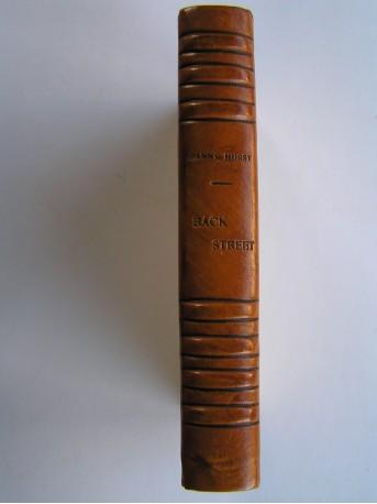 Fanny Hurst - Back Street (En marge de la vie)