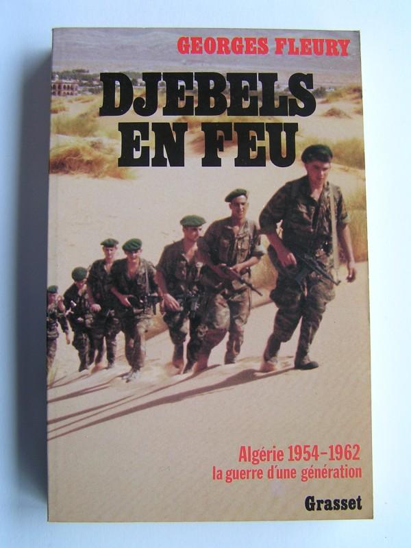 Génération djebels. Guerre d'Algérie 1954-1962 - Pierre Huther