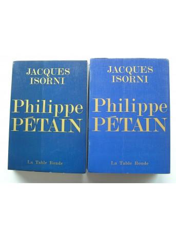 Maître Jacques Isorni - Philippe Pétain