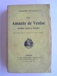 Les amants de Venise. Georges Sand et Musset