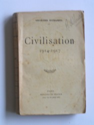 Civilisation. 1914 - 1917