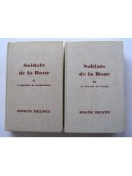 Roger Delpey - Soldats de la boue. Tome 1 & 2