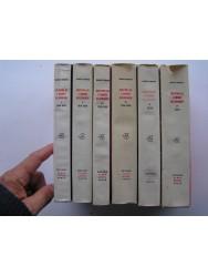 Jacques Benoist-Mechin - Histoire de l'armée allemande. Complet des 6 tomes.