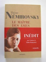 Irène Némirovsky - Le maître des âmes