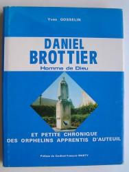 Daniel Brottier. Homme de Dieu