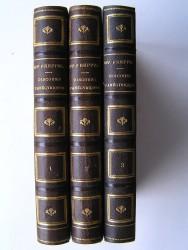 Discours - Panégyriques. Tomes 1, 2 et 3