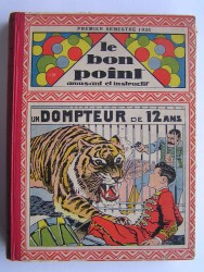 Collectif - Le bon point. Amusant et instructf. Premier semestre 1935