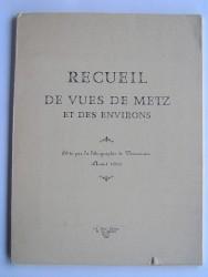 Recueil de vues de Metz et des environs