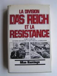 La division Das Reich et la Résistance. 8 juin - 20 juin 1944