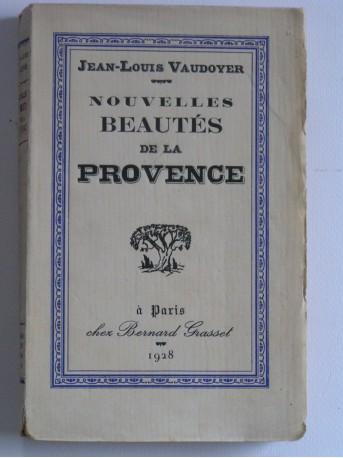 Jean-Louis vaudoyer - Nouvelles beautés de la Provence