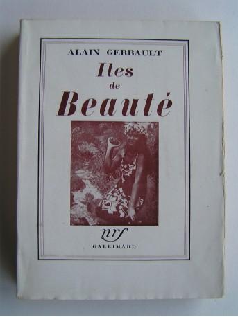 Alain Gerbault - Iles de Beauté