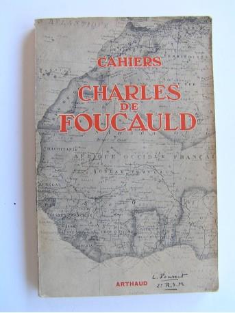 Collectif - Cahiers Charles de Foucauld. Numéro 1