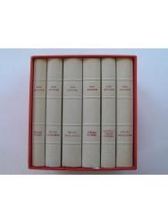 Jean Anouilh - Recueil des Pièces en 6 volumes.