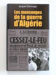 Les mensonges de la guerre d'Algérie