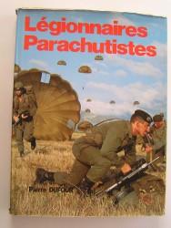 Pierre Dufour - Légionnaires parachutistes