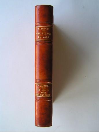 Albert Samain et Francis Jammes - Aux flancs du vase
