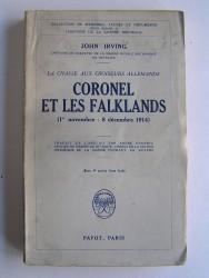 Coronel et les Falklands. 1er novembre - 8 décembre 1914