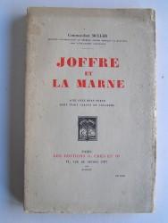 Commandant Muller - Joffre et la Marne