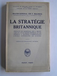 La stratégie britannique