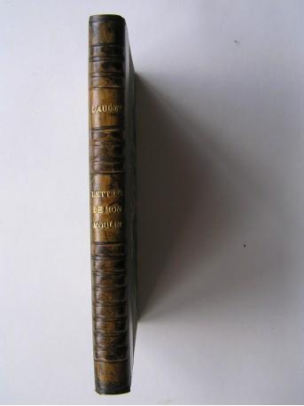 Alphonse Daudet - Lettres de mon moulin