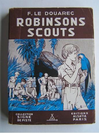 F. Le Douarec - Robinsons scouts