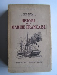 Capitaine de Frégate René  Juan - Histoire de la Marine française